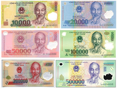 Image result for vietnam dong