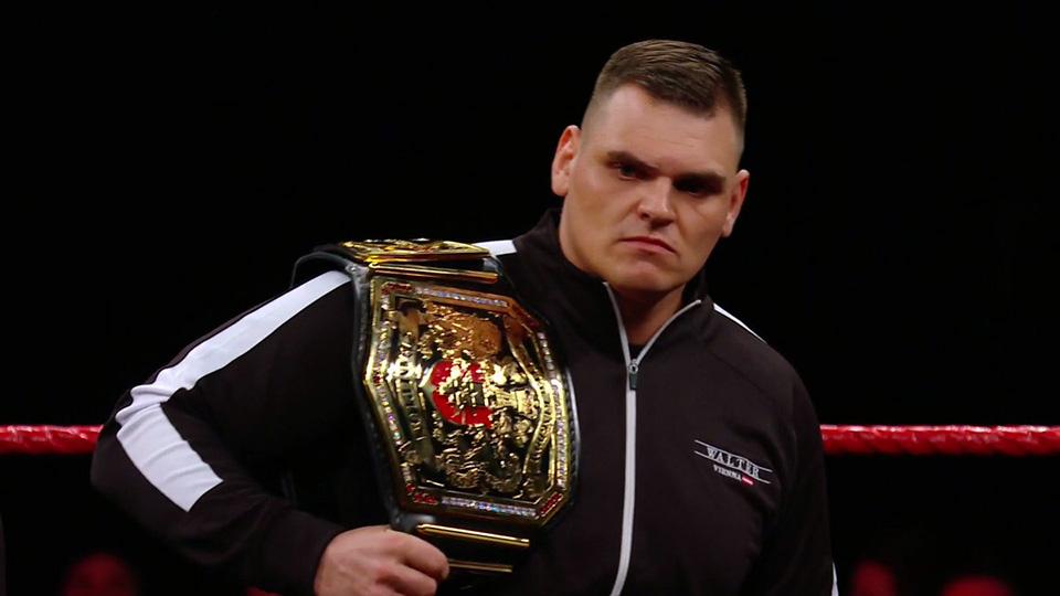 Como WALTER estará presente nos dois eventos do NXT?