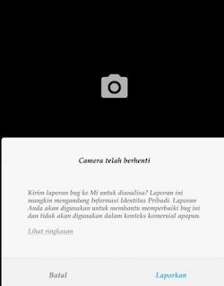 Cara Mengatasi Kamera Force Close di Ponsel Android