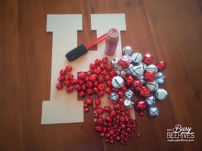 Jingle Bell Door Decoration supplies