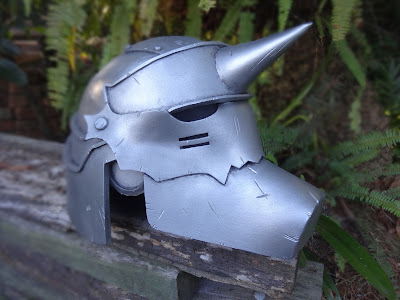 Fullmetal Alchemist Alphonse's Helmet Prop