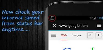 Download Internet Speed Meter v1.5.9 pro APK Paid Modded