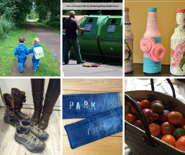 6 easy ways to live more sustainably from a Green and Rosie Life
