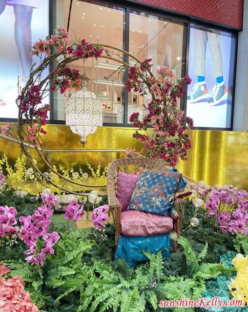Malaysian Marketplace,  Riang Riuh Raya, Pavilion KL, Batik Terengganu, Jeiwa Tiffin, Tourism Malaysia, Raya Getaway, Cuti Cuti Malaysia, Lifestyle