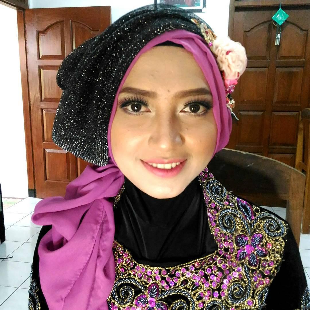 Cara Memakai Hijab Kebaya Kutu Baru Tutorial Hijab