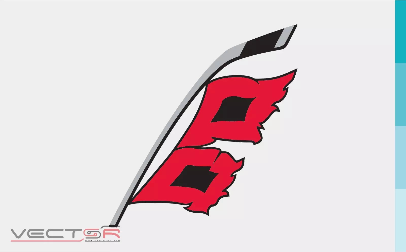 Carolina Hurricanes (2018) Secondary Logo - Download Vector File SVG (Scalable Vector Graphics)