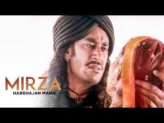 Amitoj Mann is Great Punjabi & Hindi actor, director, author, and screenwriter, Amitoj maan shoot Harbhajan maans song mirza