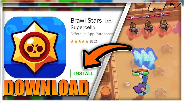 BRAWL STARS SuperCell Game in Any Country Download