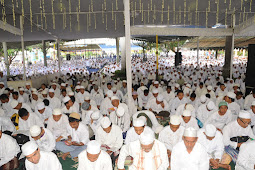 Pesan Rasul SAW Agar Mengikuti Islam Mayoritas