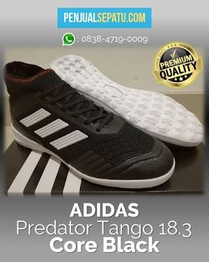 Futsal Adidas Predator Tango 18.3 Core Black