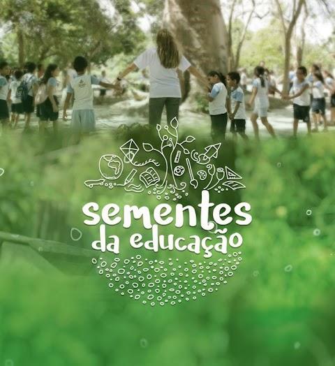 """Série """"Sementes da Educação"""" mostra práticas inovadoras da educação pública do Brasil"""