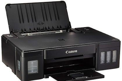 Descargar Driver Impresora Canon Pixma G1100