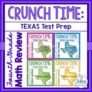 Crunch Time Texas Test Prep Bundle