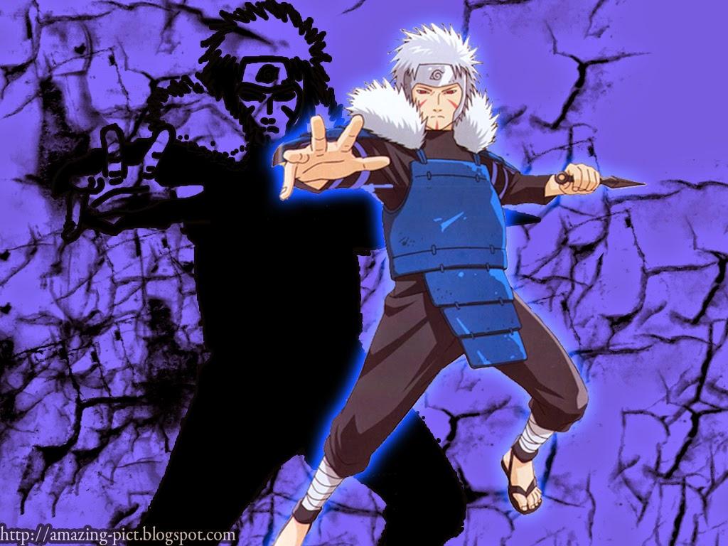 Tag Second Hokage Tobirama Senju Hidden Leaf Naruto Shippuden 2 Nd Water Element