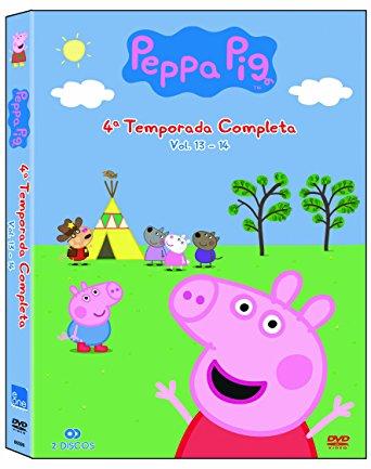 peppa pig en español mexicano