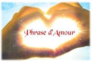 déclaration d'amour avec une belle phrase