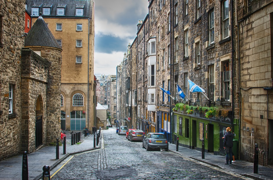 Five Things You Didn`t Know About Edinburgh 1
