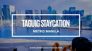 Where to stay in Taguig
