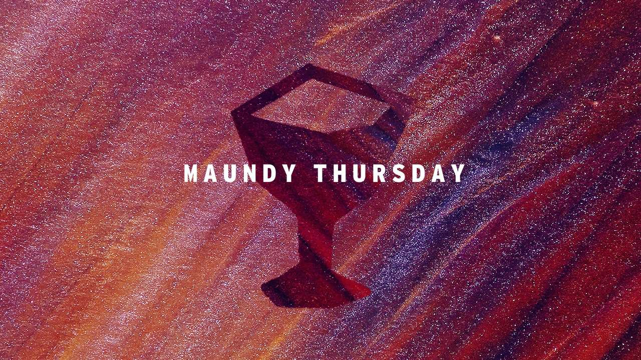 Maundy Thursday Wishes Awesome Picture