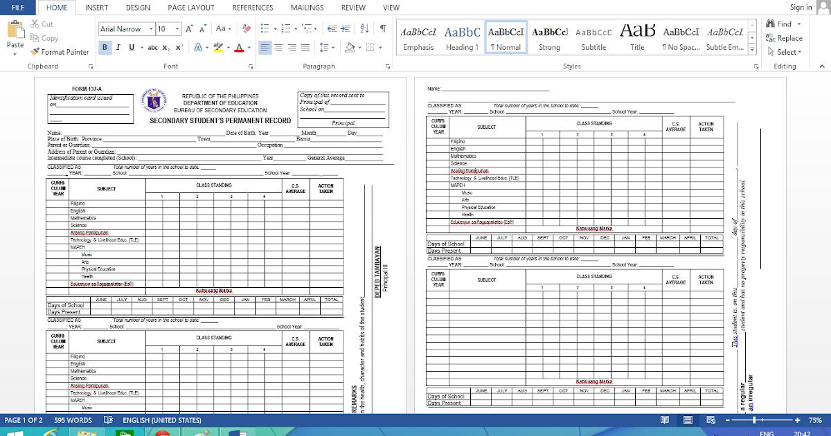 form 138 elementary free download  6 INFO K-6 SAMPLE FORM 6 DOWNLOAD PDF DOC ZIP