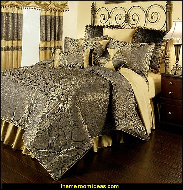 Decorating theme bedrooms - Maries Manor: Luxury Bedding ...