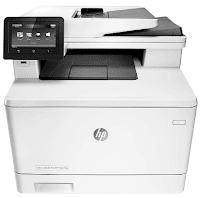 Download Driver HP LaserJet Pro M477fnw