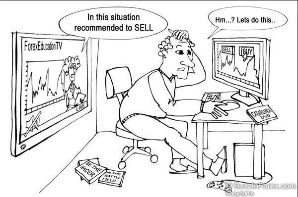 Do forex brokers lose money