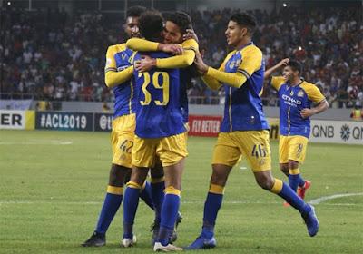 مشاهدة مباراة النصر و باسوش دي فيريرا بث مباشر اليوم 31-7-2019 في مباراة ودية