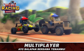 Mini Racing Adventure Game Android Balapan Indonesia