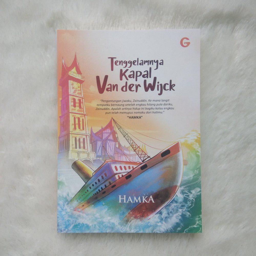 Toko Muslim Terpercaya Dan Amanah Buku Tenggelamnya Kapal Van Der Wijck