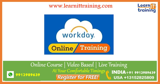 Workday Online Classes | What is Workday and Its Benefits