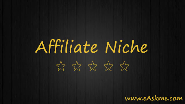 Ways to Choose the Right Niche for an Affiliate Site: eAskme