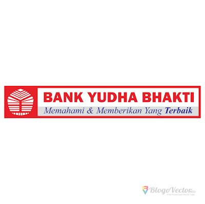 Bank Yudha Bhakti Logo Vector