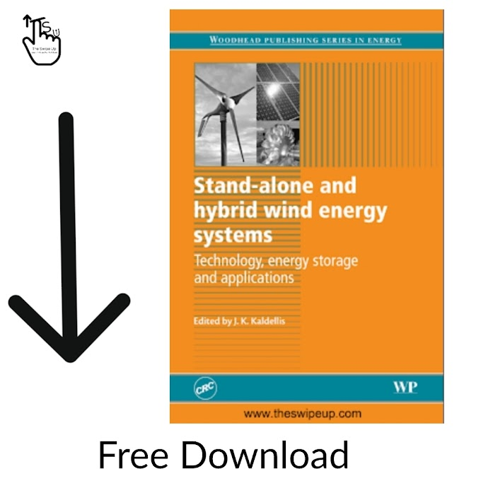 Stand Alone And Hybrid Wind Energy System Free Download PDF