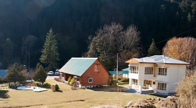 HPPWD Rest House , Barot Valley
