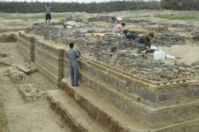 Early Christian churches unearthed in Eritrea