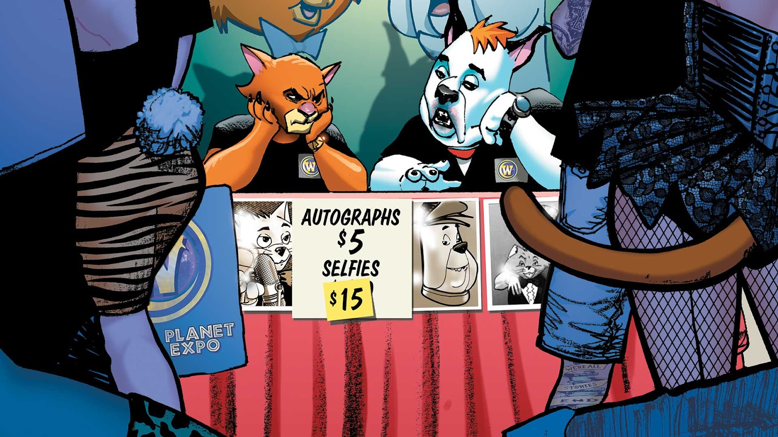 Weird Science DC Comics: The Ruff and Reddy Show #2 Review