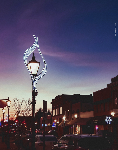 Medicine Hat Christmas Photography