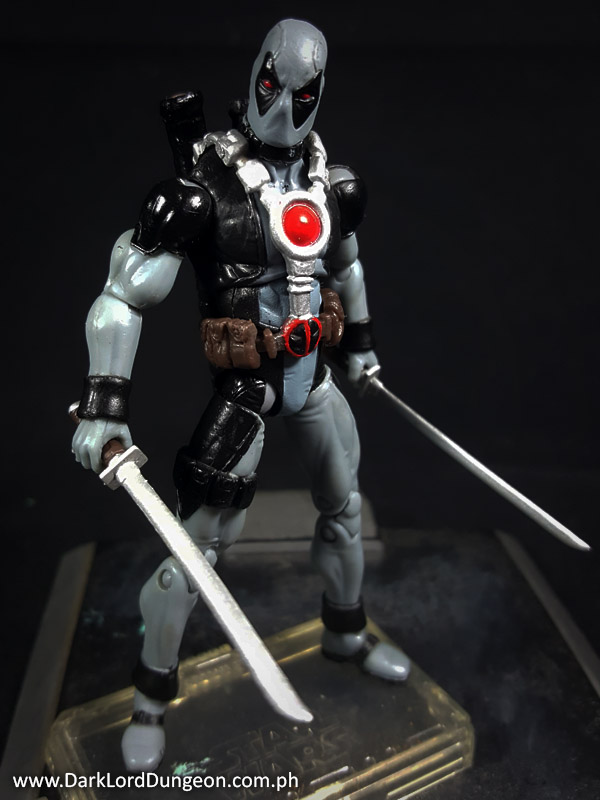 X Force Deadpool Dark Lord Dungeon: Mar...
