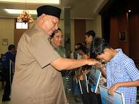Sebanyak 130 Pelajar Kalimantan Timur Peroleh Beasiswa Dari Baznas
