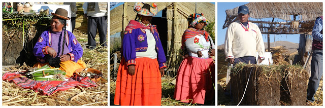Passeio de um dia pelo Lago Titicaca, Peru - Ilhas flutuantes de Uros