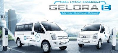 pilihan-mobil listrik murah-indonesia-DFSK Gelora E