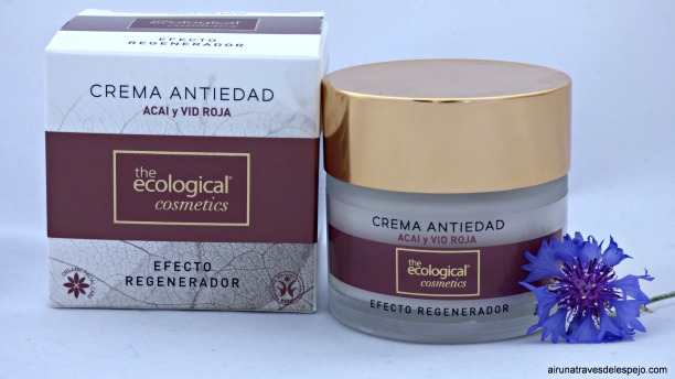 crema antiedad acai ecological