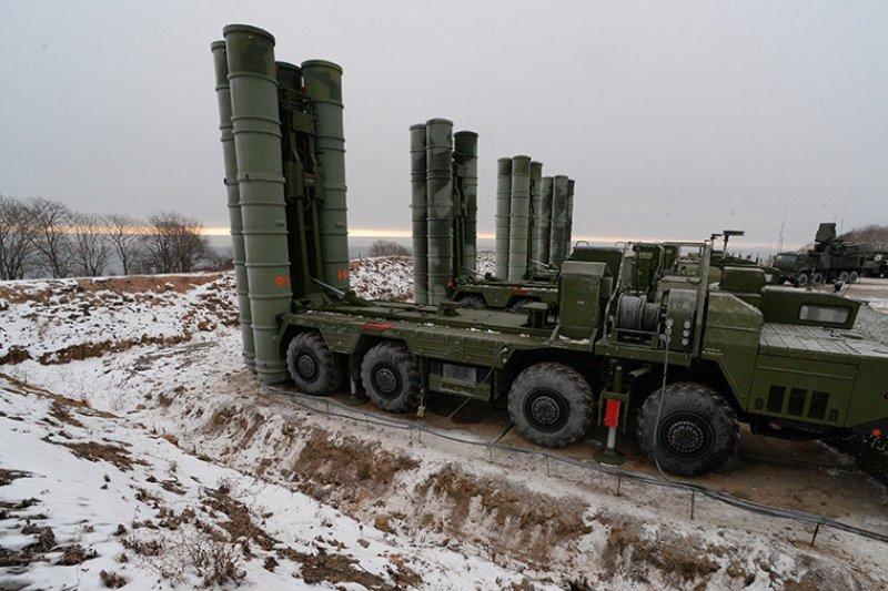 Rudal S-400 Resmi Beroperasi Bulan April 2020