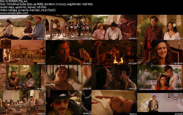 Casa De Mi Padre DVDRip Latino