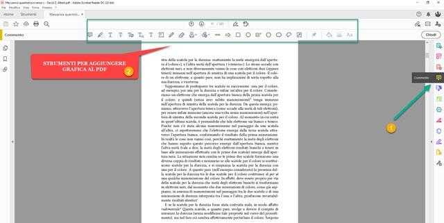come aggiungere grafica e annotazioni ai PDF
