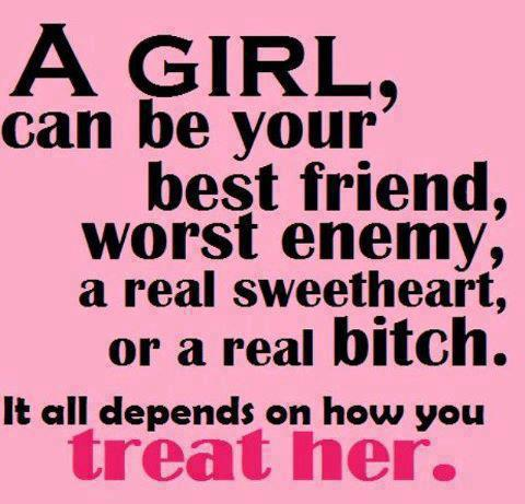 A Girl Can Be Your Best Friend Lovequotes247 Blogspot Com Best