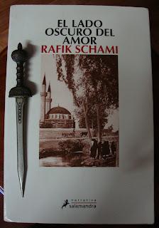 Portada del libro El lado oscuro del amor, de Rafik Schami