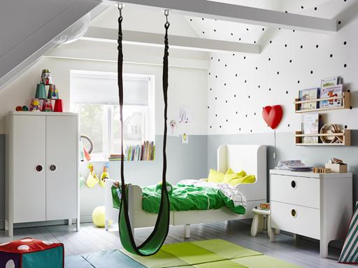 غرف نوم اطفال والعاب