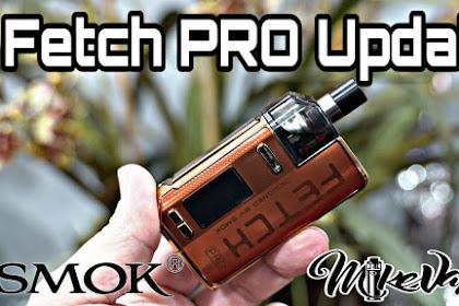 Review Kelebihan dan Kekurangan SMOK Fetch Pro